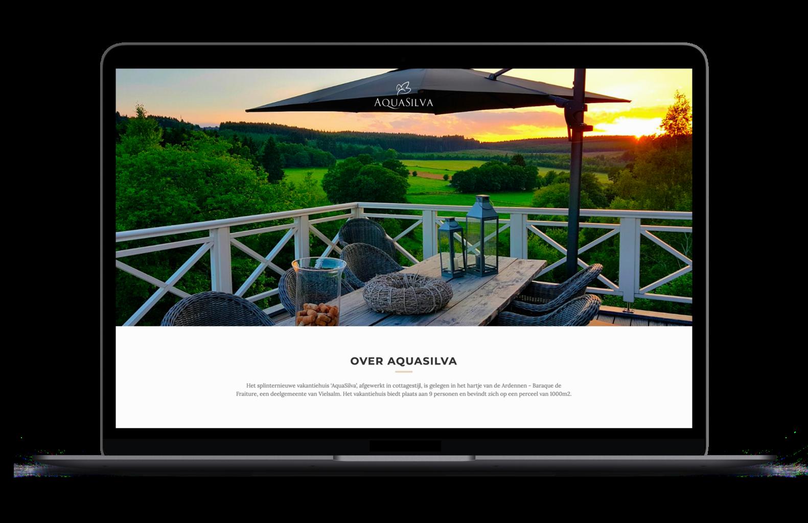 website-aquasilva